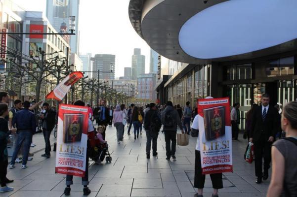 LIES Frankfurt falsches Bild 150530