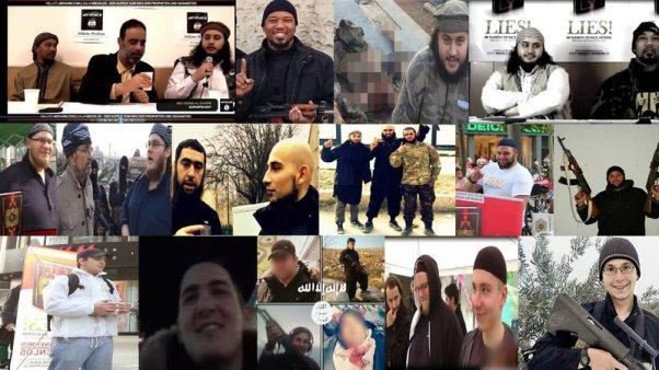 Bild Petition Salafisten