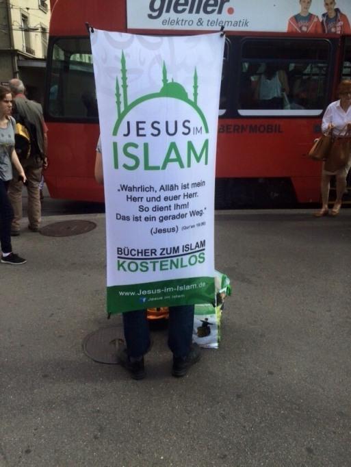 Jesus im Islam Beispielbild 1