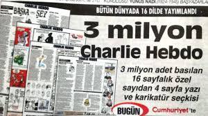 Charlie Hebdo Bild BBC 150717