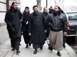 Islamisten Bild UK