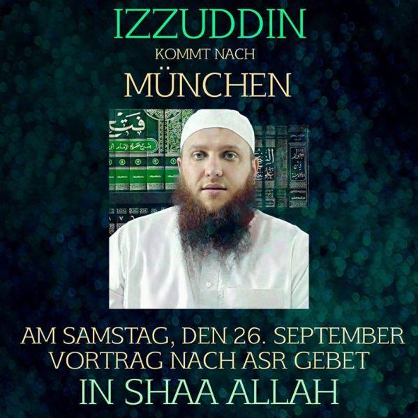 Izzuddin München Sept 2015
