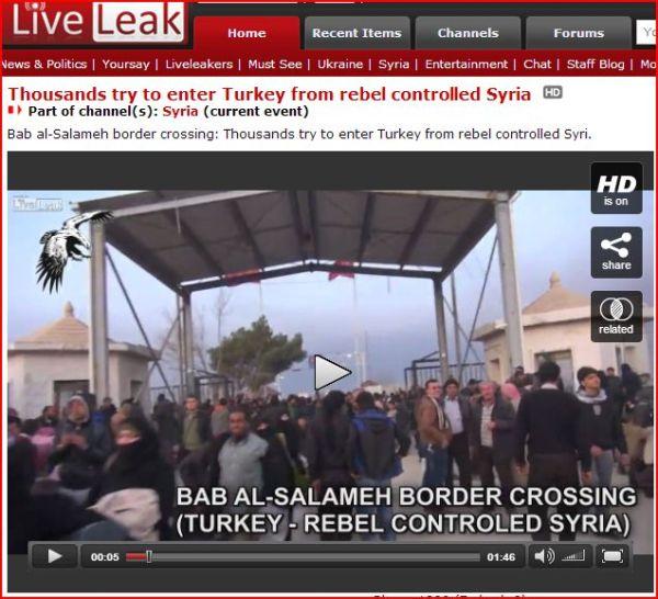 Türk syr Grenze 160206