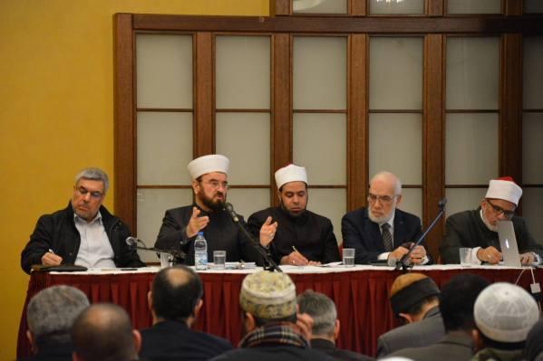 Fatwa Ausschuss 160318