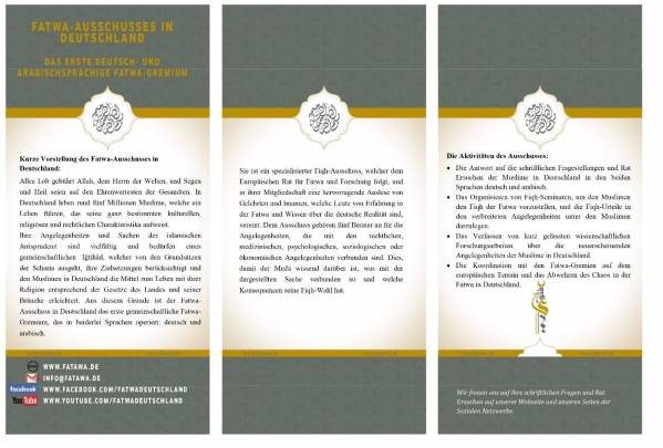 Fatwa Ausschuss Deutschland 160308