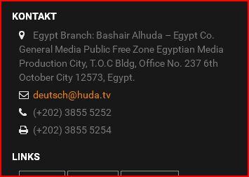HUDA TV KonTakt 160407