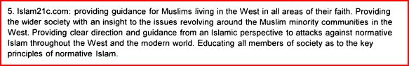 Islam21c MRDF 160407