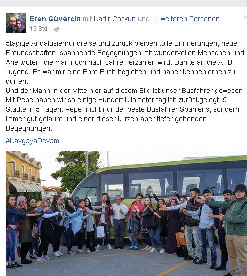 ATIB Güvercin Reise 16ß516