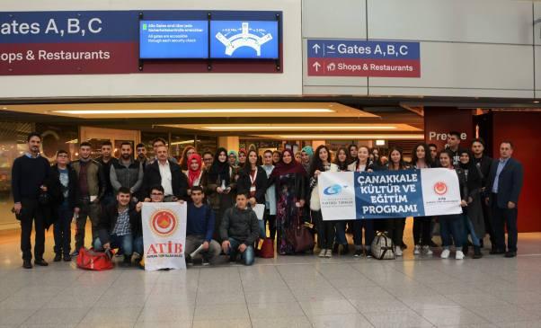 ATIB Jugend in Türkei 160501