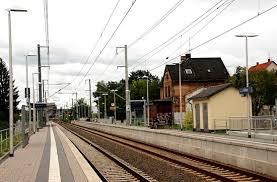 Bahnhof Bieber 160622