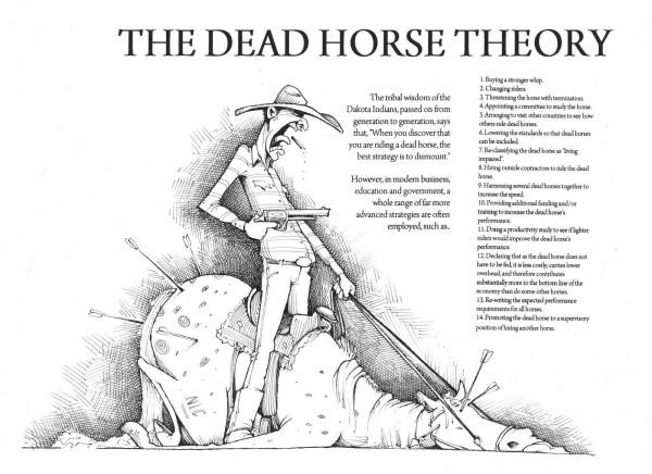 dead horse 160616