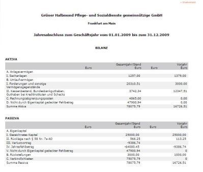 Grüner Halbmond Bilanz 2010 160727