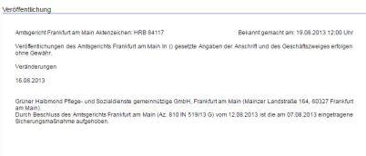 Grüner Halbmond Sicherung VR 160727