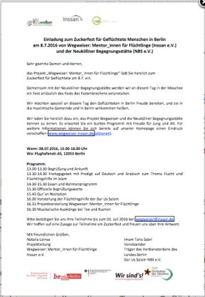 NBS Inssan Einladung Senat 160711