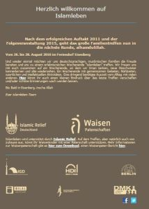 Islam Leben Treffen Seite 160821