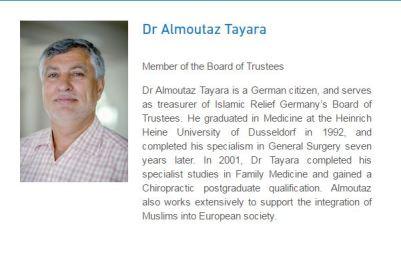 Islamic Relief Islam leben Tayara 160821